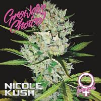 Nicole Kush - Feminized - Growers Choice