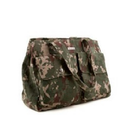 Indica Hemp Large Shopping Bag