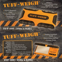 Tuff-Weigh Impact Resistant Scales