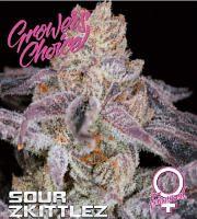 Sour Zkittlez - Feminized - Growers Choice