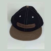 Cali Connection Snapback Cap Brown Peak