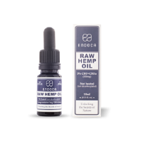 Endoca Raw CBD Hemp Oil Drops 300mg (3%) - 10ml
