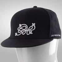Green House Seed Co Hip Hop 3D Black Cap