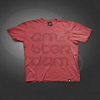 GreenHouse Clothing Mens T-Shirt with Amsterdam Design