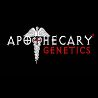Apothecary Genetics Frosty Berry