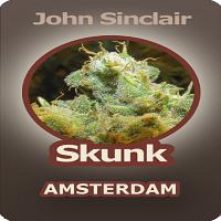John Sinclair Seeds Skunk Amsterdam Regular