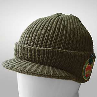 Green House Seed Co Strawberry Haze Green Beanie