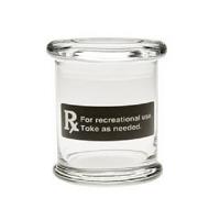 420 Classic Jar RX Black