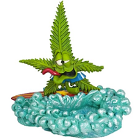 Cannabuds Surfer Dude Ashtray