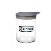 420 Soft Top Jar RX Black
