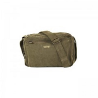Hemp Multi-Pocket Shoulder Bag