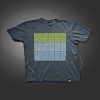Men's GreenHouse T-Shirt with Labyrinth Square Design