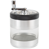 Kannastor Rotary Handle Clear Bodied Grinder