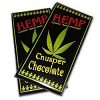 Cnusper Hemp Chocolate Bar Coffee